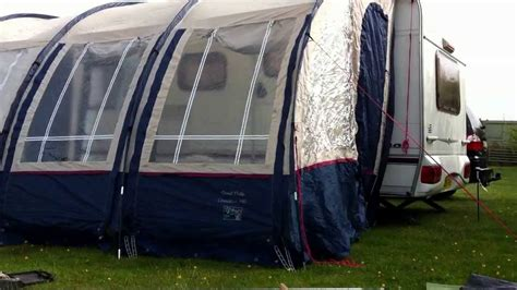 how to put an awning up caravan awning being put up in record time subscribe for