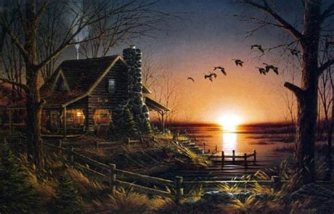 Comforts Of by Terry Redlin
