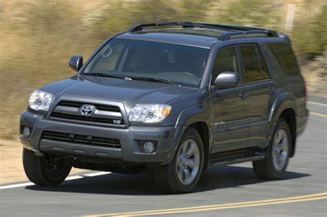 Toyota 4runner 2006 2006 Toyota 4runner Picture 94367 Car Review Top Speed