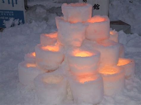 17 best images about snow lanterns on pinterest glow