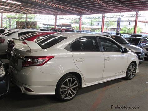 toyota philippines vios used toyota vios trd g 2016 vios trd g for sale quezon