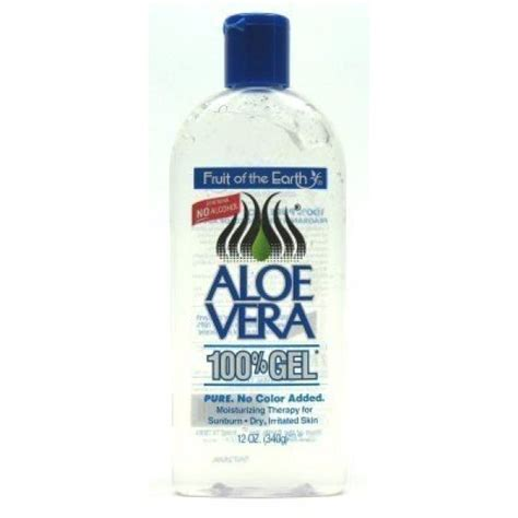 fruit of the earth aloe vera buy fruit of the earth aloe vera gel in canada free