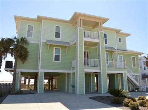 beach houses in pensacola fl new upscale 4br pensacola beach house 100 vrbo