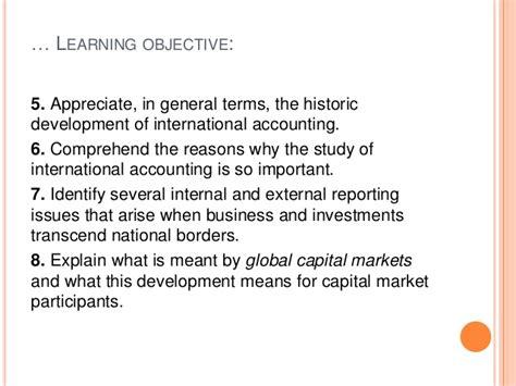 International Accounting Buku 1 Edisi 6 Frederick D S Choi international accounting ch1 an introduction