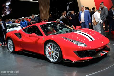 Ferrari News by New Ferrari 488 Pista Is Out For Mclaren 720s Blood In