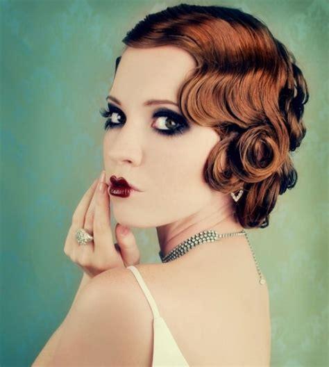 1920s hair color die besten 17 ideen zu 1920s makeup auf pinterest