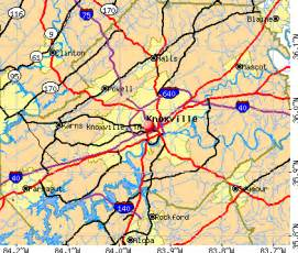 Map Of Knoxville Tennessee by Knoxville Tennessee Tn Profile Population Maps Real Html