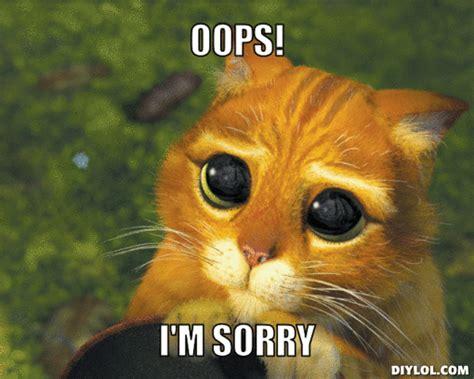 Oops Meme - sorry meme generator oops i m sorry 72129c i m sorry