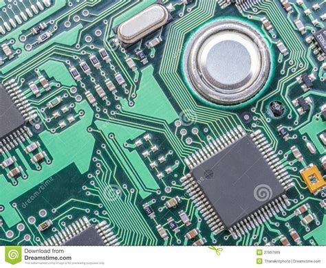 electronic circuit card electronic circuit board royalty free stock images image
