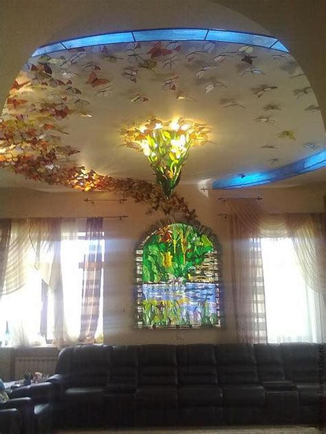 handicraft ideas home decorating handmade butterflies decorations on walls paper craft ideas
