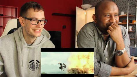 sacha baron cohen reaction grimsby reaction to trailer teaser thebuds sacha