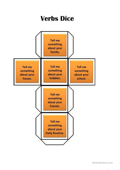 esl printable dice pet questions worksheet free esl printable worksheets