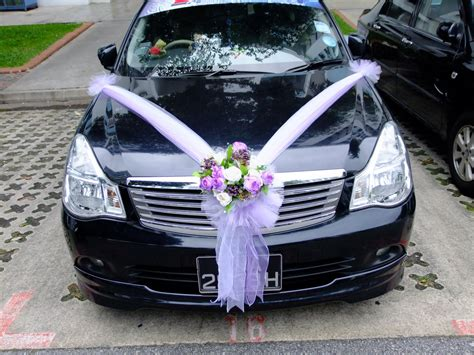 car decorations wedding cars decoration decoration