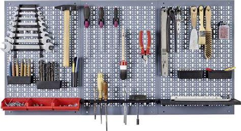 werkstatt lochwand k 252 pper 70100 stahlblech lochwand 3 teilig b x h 120 cm x