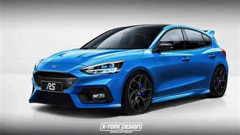 2019 Ford Focus Rs St 2019 ford focus rs top speed