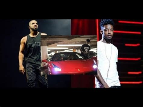drake ferrari drake buys 21 savage a ferrari reportedly drake is