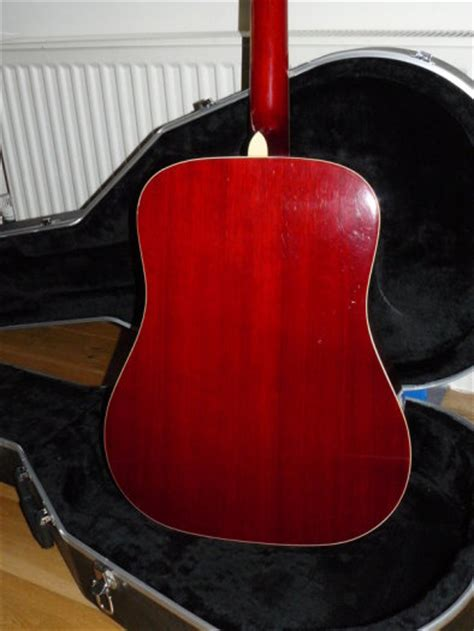 Suzuki Bass Guitar Suzuki Hummingbird Pre Lawsuit Guitar For Sale In