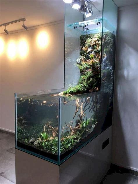 big aquarium ideas    put  living room