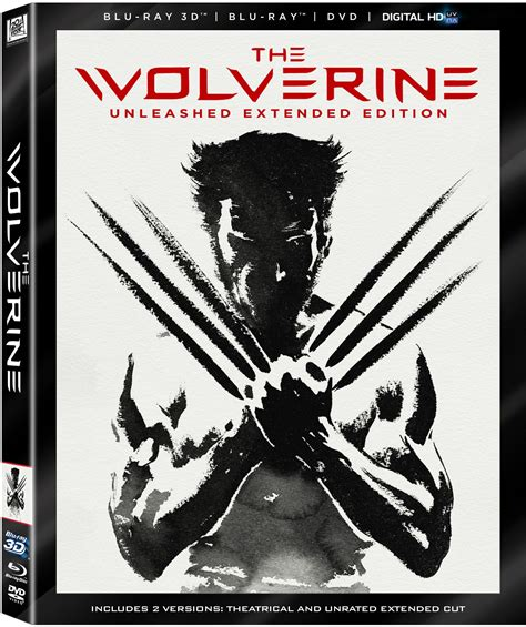 film blu ray releases the wolverine dvd release date december 3 2013