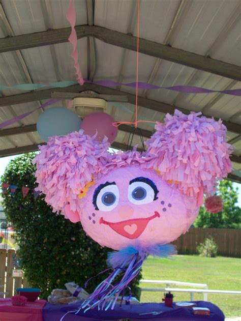 Pinata Sesame The 46 best images about sesame themed on