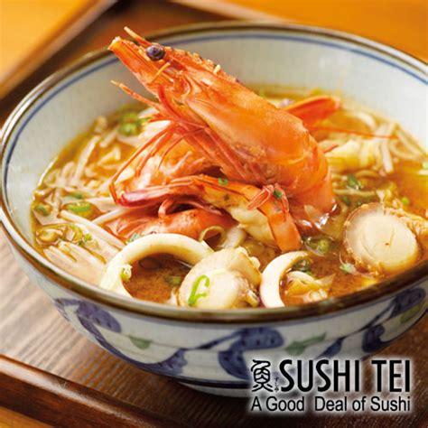 Ramen Di Sushi Tei sushi tei a deal of sushi