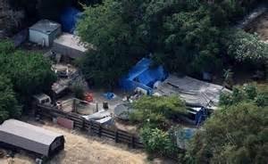 Photos Backyard Compound Where Jaycee Dugard Was Kept