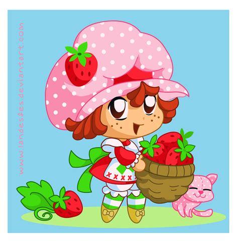 wallpaper cartoon strawberry strawberry shortcake backgrounds wallpapersafari