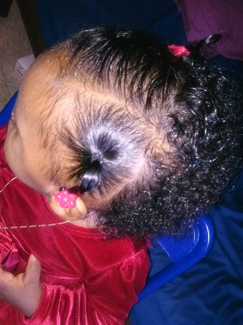 Infant Hairstyles by Hair Styles For Newborn To 12 Months