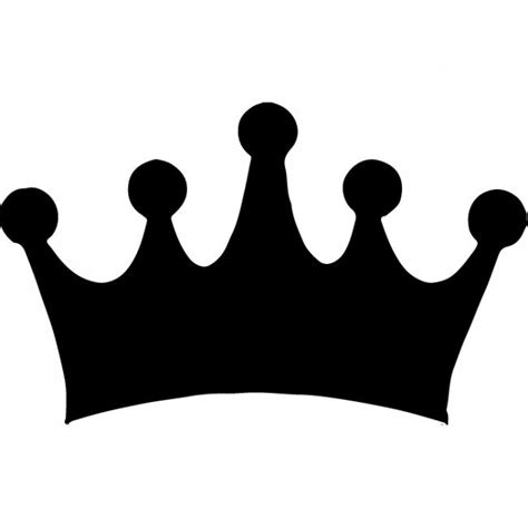 How To Apply A Wall Sticker simple crown silhouette wall sticker creative multi pack