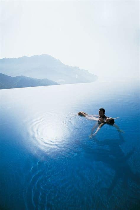 Greece Infinity Pool Santorini Greece The Infinity Pool At Hotel Perivolas