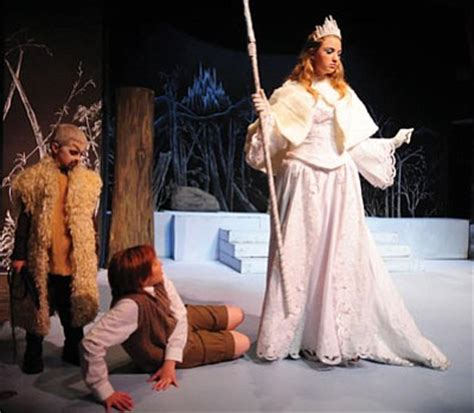 The The Witch And The Wardrobe Play by The The Witch And The Wardrobe Brings Narnia To The Daily Courier Prescott Az