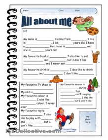 about me page template 5 best images of all about me worksheets printables free