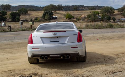 Performance Cadillac by 2016 Renick Performance Cadillac Ats V Coupe Gm Authority