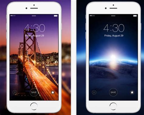 Top 10 Free Wallpaper Apps For iOS & Android Devices