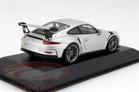 Porsche Modellauto 911 by Porsche 911 991 Gt3 Rs Minichs In 1 43