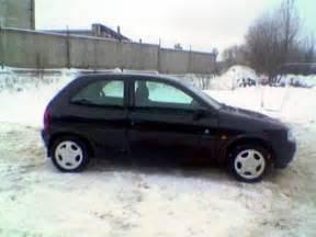 Opel Corsa 99 Opel Corsa 1999