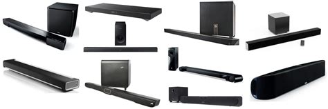 top 10 sound bars the top 10 best soundbars for the money the wire realm