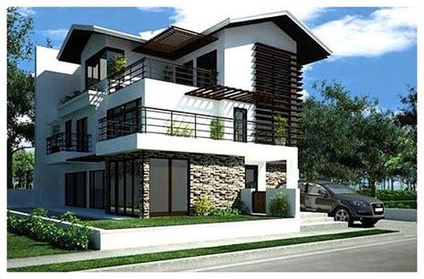 imagenes casas minimalistas modernas fachadas de casas minimalistas dise 241 os de casas de dos pisos