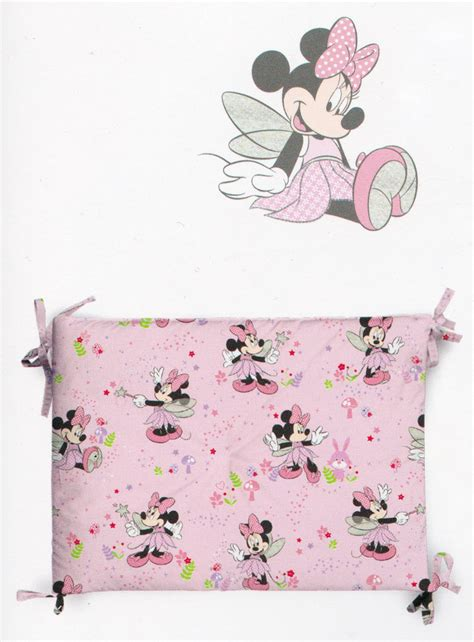 piumoni disney per lettini paracolpi per lettino minnie rasoline l f d home