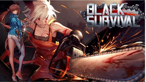 anime game battle black survival juego anime estilo battle royale