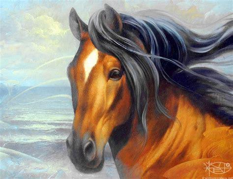 imagenes artisticas pinturas cuadros pinturas oleos caballos pintura art 237 stica al