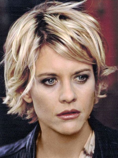 meg ryan messy hair styles the 90 most iconic hairstyles of all time messy layers