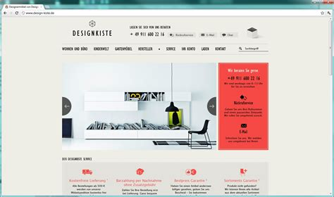 design on online onlineshop erstellung und relaunch