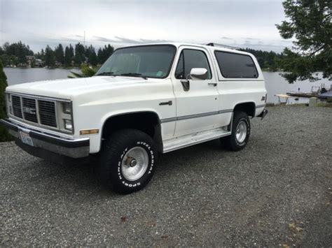 gmc jimmy 1988 1988 gmc jimmy 4x4 clean for sale gmc jimmy 1988