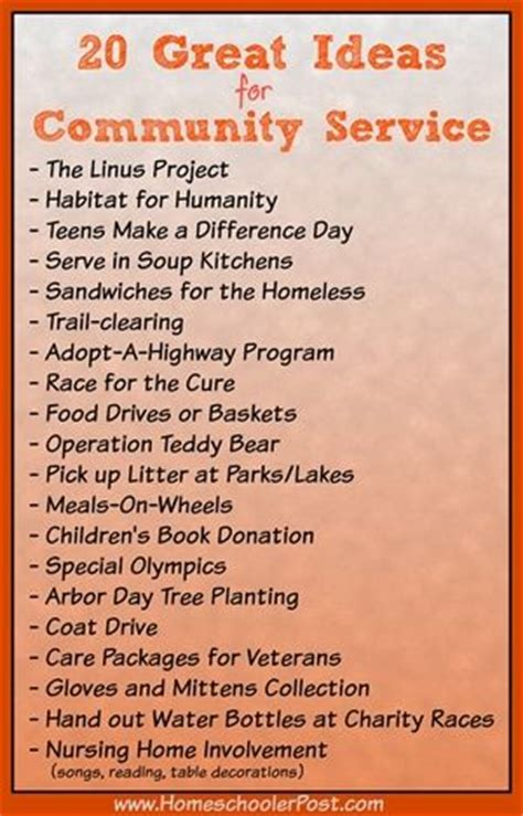 what s in a name st s community one community service project seemed to lead to another