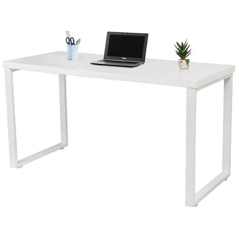 daunte loop leg desk white officeworks 99 maybe 2
