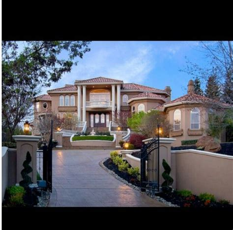 home entrances grand home entrance my dream of a home pinterest