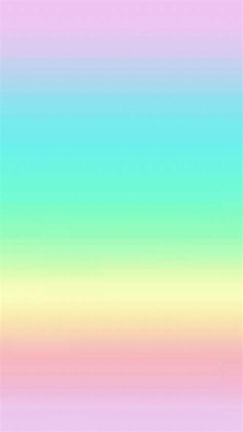 wallpaper iphone pastel pastel rainbow ombre iphone wallpaper phone background