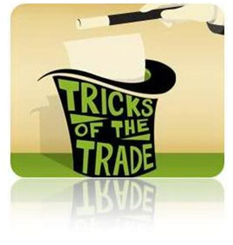 Trick Of The Trade by 301 Moved Permanently