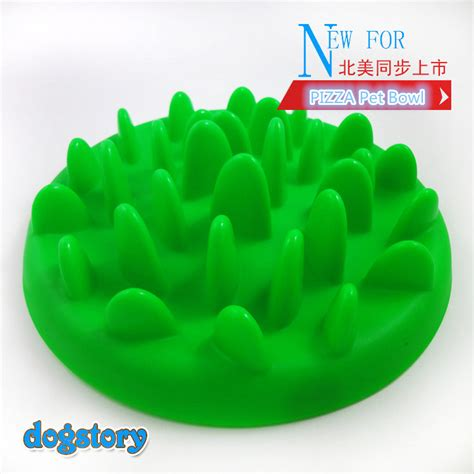 puzzle bowl america brand pet fog food bowl interactive feeder digestion promoting puzzle bowl